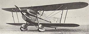 IMAM Ro.37 - The initial version of the Ro.37 with the Fiat A.30 inline engine