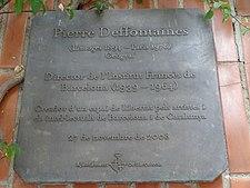 Pierre deffontaines viquip dia l 39 enciclop dia lliure - Institut frances de barcelona ...