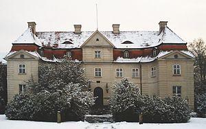 Karlsburg, Mecklenburg-Vorpommern - Karlsburg Castle