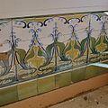 Interieur, detail van tegeltableau boven plint - Nieuwleusen - 20335169 - RCE.jpg