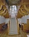interieur, overzicht trap naar verdieping - molenhoek - 20002576 - rce