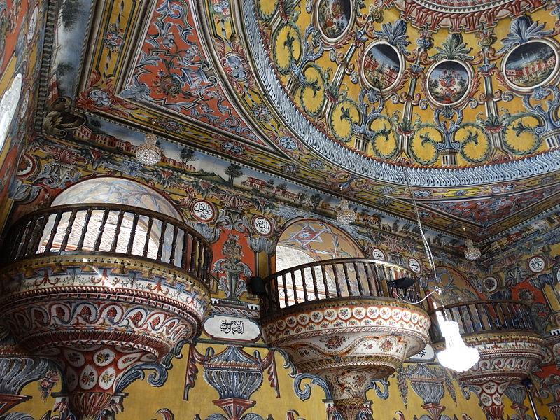 File:Interior of Pasha's Mosque - Tetova (Tetovo) - Macedonia - 02.jpg