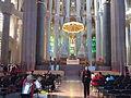 Interiors of the Sagrada Família, May 2013 - 18.JPG