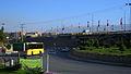 Interlace - end of 17 shahrivar st - flags of Iran-Nishapur 08.JPG