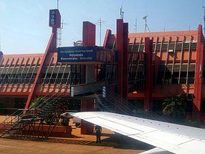Libertador General José de San Martín Airport - Image: International Libertador General José de San Martín Airport PSS Posadas Misiones Argentina