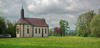 Pilgrimage church of Mariä Geburt
