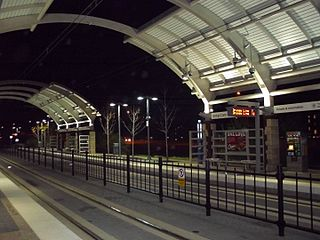 Irving Convention Center station
