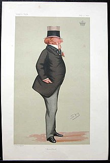Isaac Newton Wallop, 5th Earl of Portsmouth British Peer
