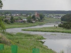 Река исеть схема протекания фото 157