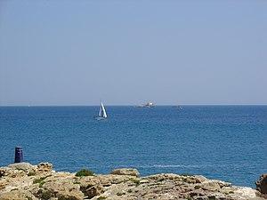 Cape Palos - Image: Islas Hormigas Cabo de Palos