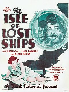 <i>The Isle of Lost Ships</i> (1929 film) 1929 film
