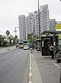Israel, Tel Aviv, Namir Road, April 2016.jpg