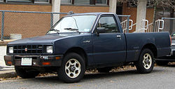 Isuzu P'up regular cab (US)