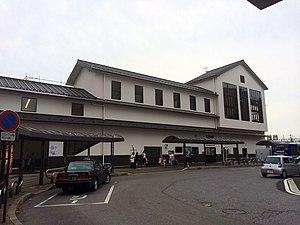 Iwatsuki Station - Iwatsuki Station in June 2016