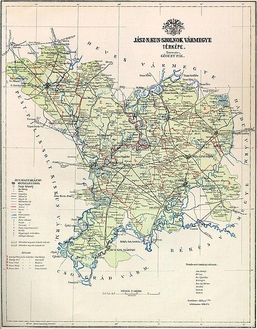 Jasz Nagykun Szolnok Varmegye Wikiwand