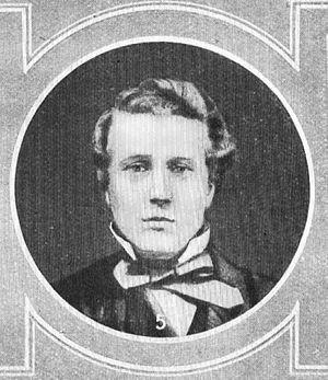 James Joseph Meadows - Missionary to China