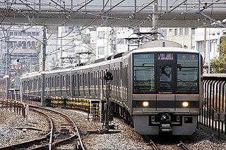 JR Tōzai Line Railway line in Japan