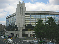 JR Shinano machi station.jpg