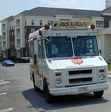 e2d9af2001d3 Jack and Jill ice cream truck in Kentlands