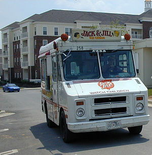 Jack and Jill Ice Cream Truck, taken by David ...