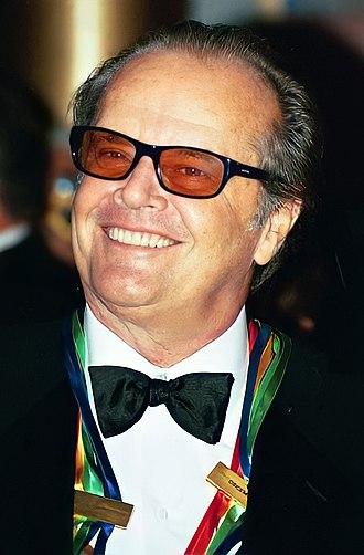 Jack Nicholson - Nicholson in 2001