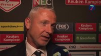 """File:Jack de Gier (NEC)- """"Nog niet de wedstrijdscherpte die nodig is"""".webm"""