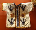 Jacket of bark cloth, Tahiti, 1899 - Ethnological Museum, Berlin - DSC01290.JPG