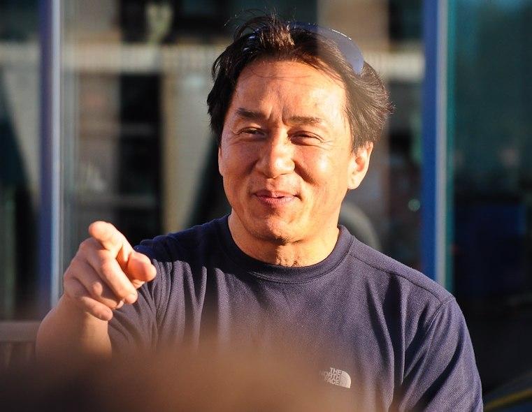 Jackie Chan 2012 Jelgava
