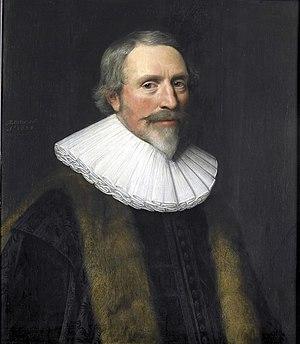 Jacob Cats by Michiel Jansz van Mierevelt