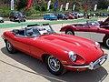 Jaguar E-Type XKE 4.2 Roadster 1969 (15467294704).jpg