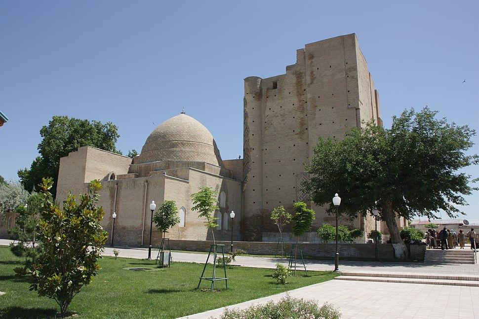 Jahangir Mausoleum in Shahrisabz