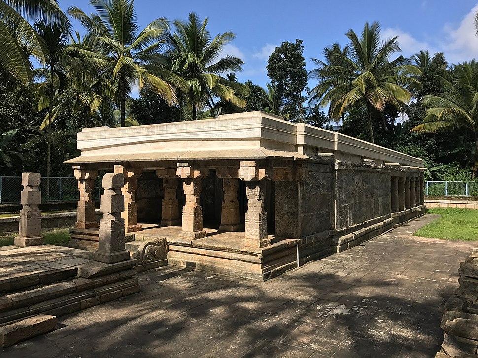 Jain temple at Sultan Bathery Kerala India 06