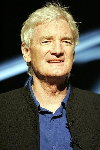James Dyson - Dyson in 2013 at Sydney, Australia