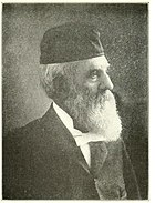 Photograph of James T Stratton, George Stratton's father