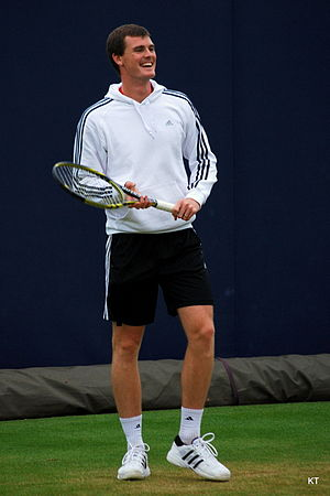 Jamie Murray - Jamie Murray at 2011 Aegon Championships