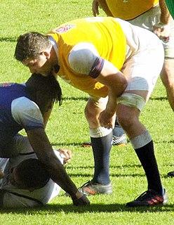 Ellis Genge English rugby union player