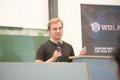 Jan-Christoph Borchardt talking about the Nextcloud design team.tif