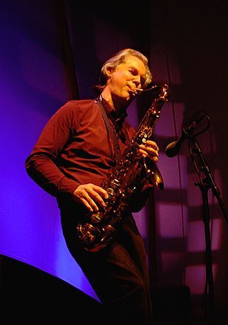 Jan Garbarek - Garbarek live in 2007.
