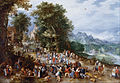 Jan Brueghel the Elder - Flemish Fair - Google Art Project.jpg