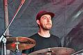 Jan Pape Band - Florian Petry – Rock 'N' Rose Festival 2014 02.jpg