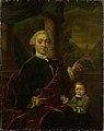 Jan van de Poll (1721-1801). Bankier en burgemeester van Amsterdam (1787) met zijn zoontje Harman Rijksmuseum SK-A-1270.jpeg
