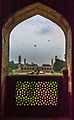 Jangir's Tomb View from the Arch of Main Entrance.jpg