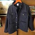 Japanese-market -pointerbrand wool band-collar jacket (9598148489).jpg