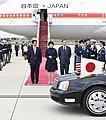 Japanese Prime Minister visits US 150427-F-HV741-131.jpg