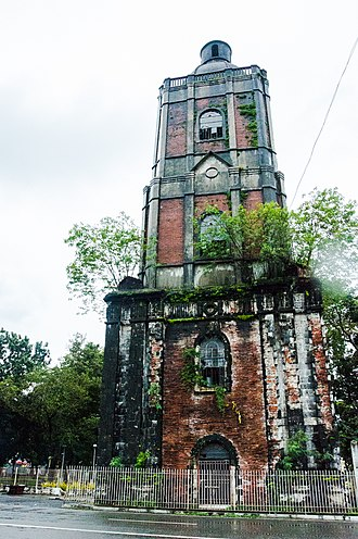 Jaro Cathedral - Image: Jaro Cathedral Bell Tower