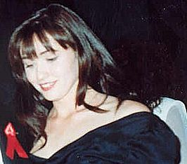 Shannen Doherty na de Emmy Awards (1991)