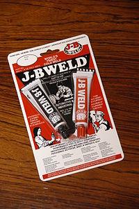 Tool secrets: Loctite and JB Weld - 543 Magazine