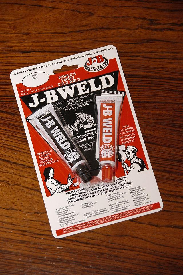 J B Weld Wikiwand