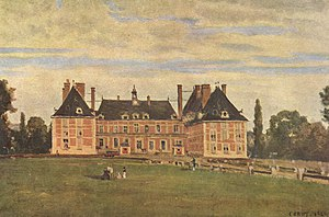 Maximilien de Béthune, Duke of Sully - Château de Rosny-sur-Seine, the stately home built by Duc de Sully.