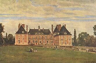 Maximilien de Béthune, Duke of Sully - Château de Rosny-sur-Seine, the stately home built by Duc de Sully.
